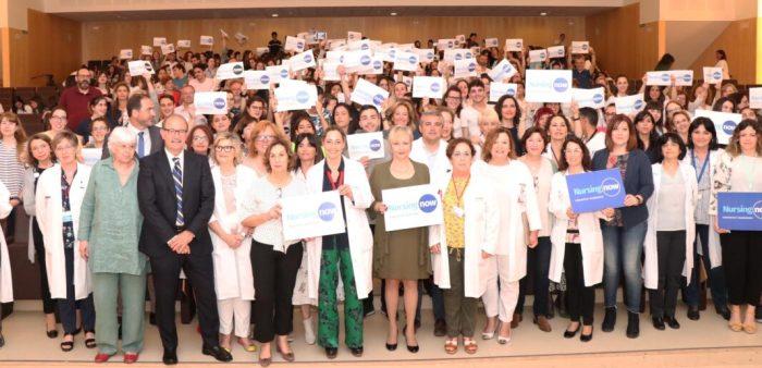 La Fe commemora el Dia Internacional de la Infermera amb major protagonisme de lideratge infermer
