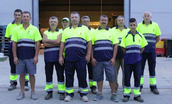 Almussafes contractarà aquest estiu a 14 persones gràcies al Programa de Foment de l'Ocupació Agrària del Govern
