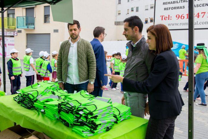Mislata aprofita la seua Fira del Medi Ambient per a conscienciar sobre ecologia i mobilitat sostenible