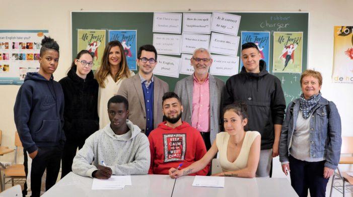 Alboraia s'adhereix al programa JOOP 'Jove Oportunitat' de l'IVAJ