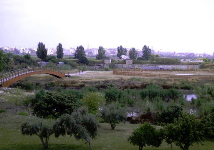 L'Ajuntament de Quart rep de la CHJ els horts ecològics del Parc Fluvial del Túria