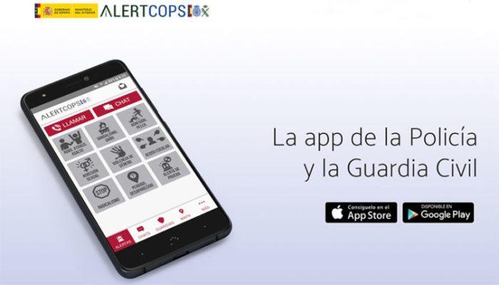 Es presenta a Godella l'app Alertcops per a denunciar agressions o delictes a través del smartphone