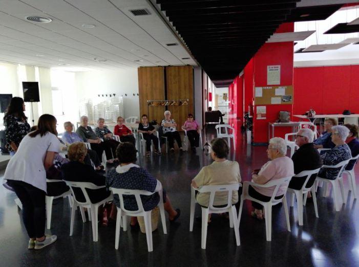AFABALS participa en la VI Setmana de la Salut d'Almussafes