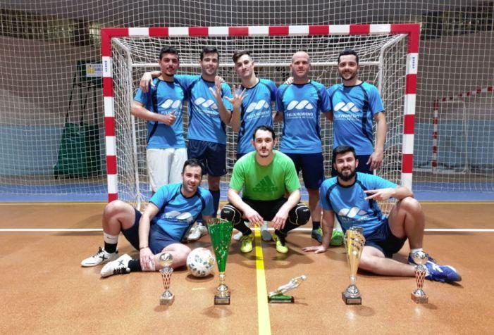 L'equip local Carpinteria Félix Moreno guanya la Lliga de Futbol Sala de Benifaió