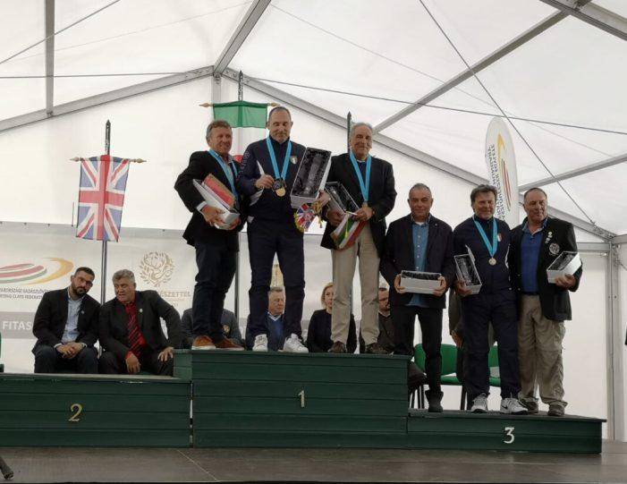 L'almussafeny Rafa García, bronze en el Campionat d'Europa de Tir Esportiu