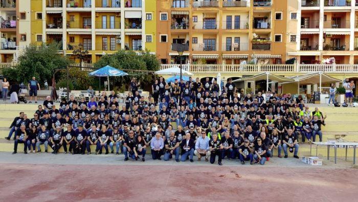 L'Associació d'Ángeles Guardianes APM celebra el seu 20 aniversari en Port Saplaya
