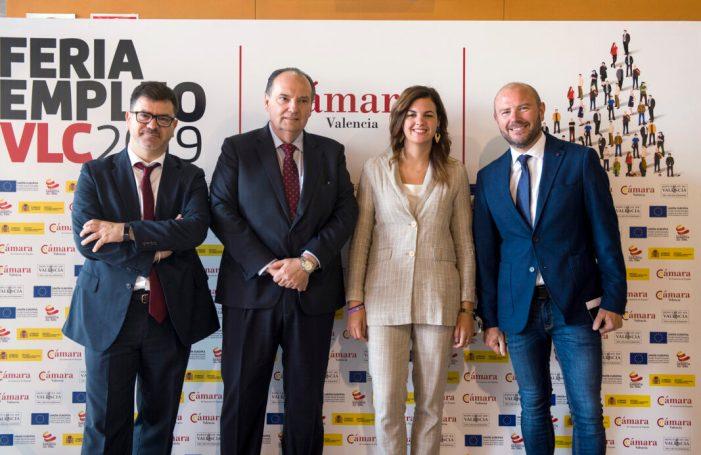 La Diputació i Cámara Valencia ajuden els joves a reinventar-se per a afrontar el repte del món laboral