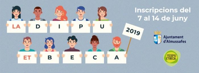 Almussafes s'adhereix novament al programa La Dipu et Beca