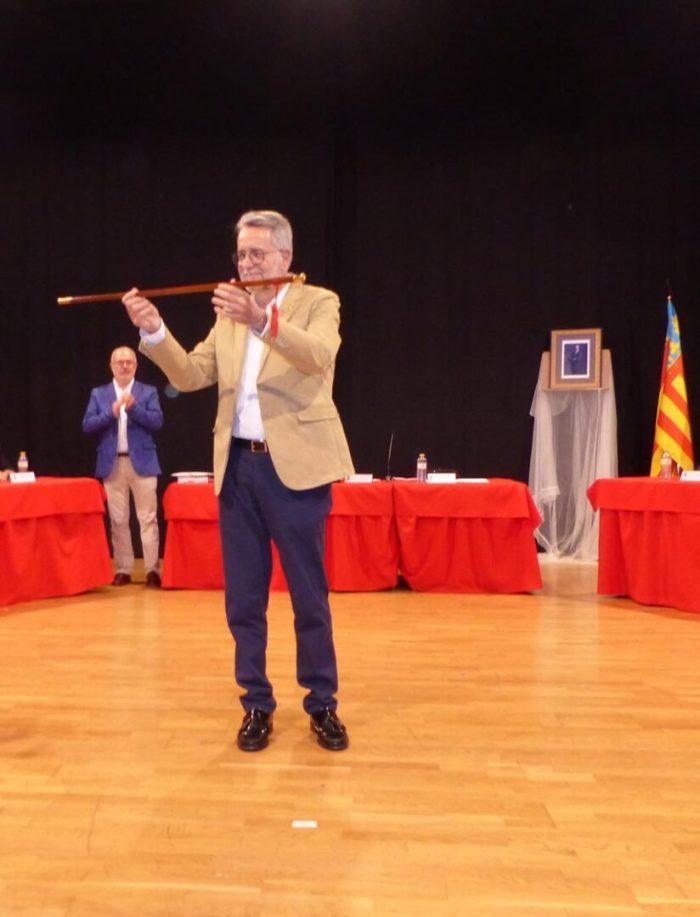 Ramón Mari nomenat alcalde d'Albal després de la Constitució del AyuntamientoYoutube Ajuntament de Torrent.