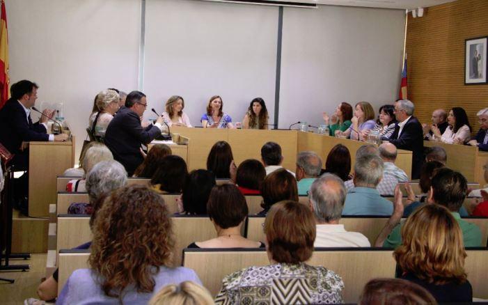 El dijous 27 de juny, primer ple de la nova corporació de l'Ajuntament de Godella