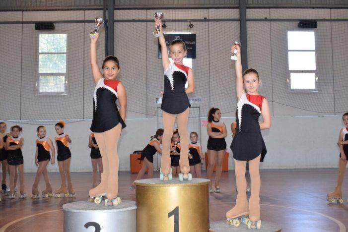 El Club de Patinatge Artístic de Paiporta aconsegueix 26 copes en el Trofeu Primavera de L'Alcúdia