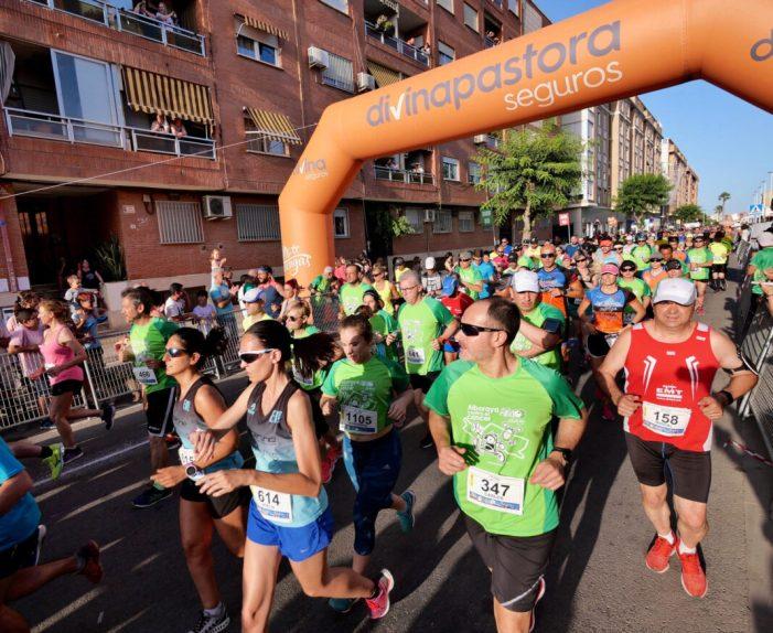 La 10K Divina Seguros Alboraia recapta prop de 8200 euros per a seguir lluitant contra el càncer