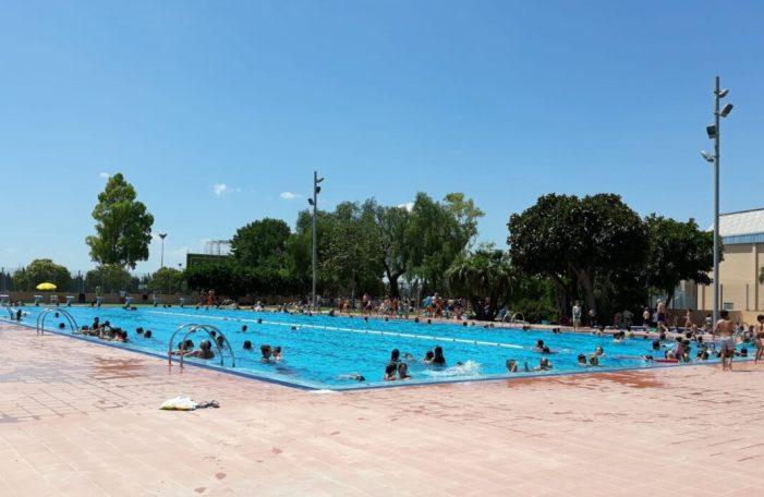 Dos nous berenadors per a les piscines de Xirivella