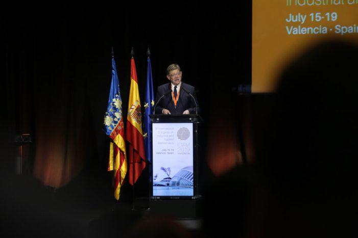 Ximo Puig aposta per incrementar el suport a la investigació aplicada per a incentivar l'interés per la ciència i afermar la societat del coneixement
