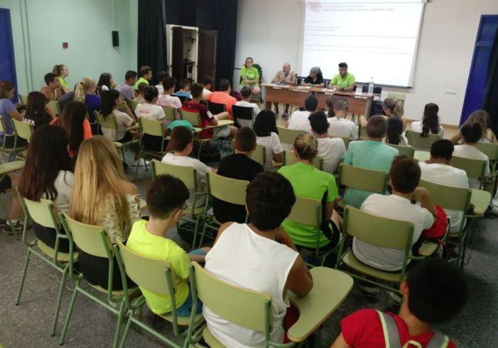 El Campus d'Estiu d'Alfafar acull una jornada sobre el Trastorn de l'Espectre Autista (TEA)