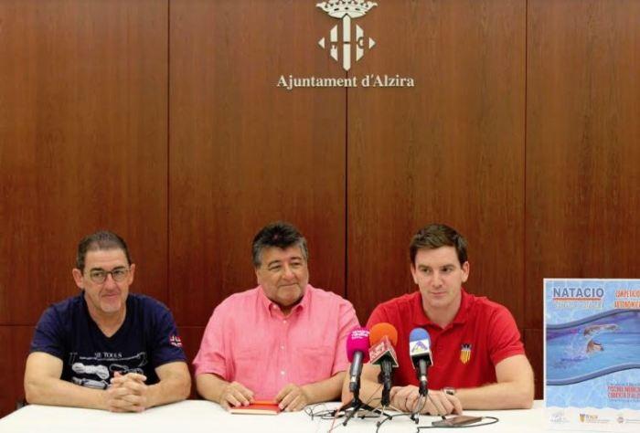 Dissabte Alzira acull el Campionat Autonòmic de Natació