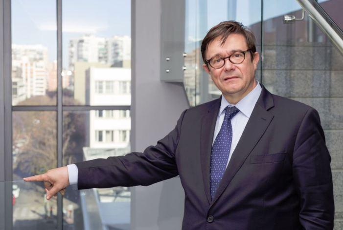Andrés Cervantes, nou president de la Societat Europea d'Oncologia