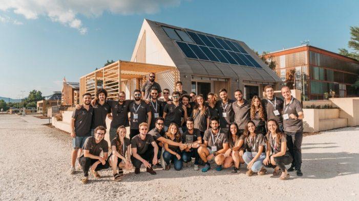 La barraca sostenible d'Azalea UPV, premiada de nou en el Solar Decathlon Europe
