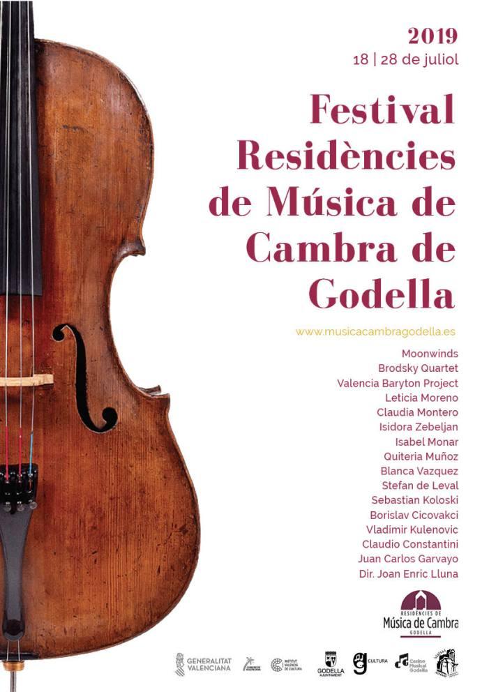 Elles componen: les dones són les protagonistes en el XI Festival de Música de Cambra de Godella