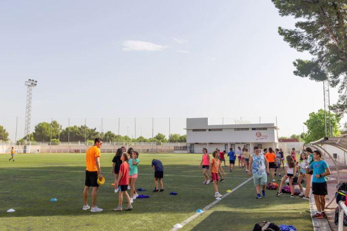 L'esport com a forma de gaudir de l'estiu al Campus del Poli de Picassent