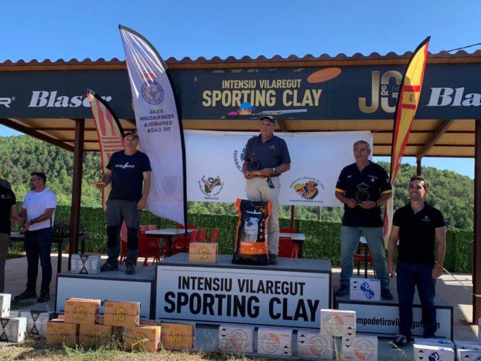 L'almussafeny Rafa García guanya el Campionat d'Espanya de Tir Esportiu en categoria Sènior