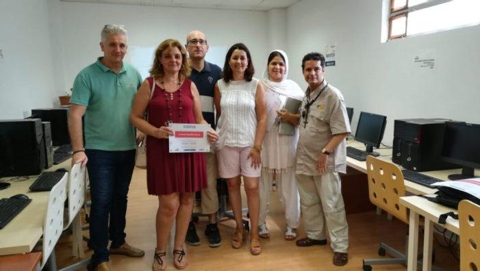 ADL Alfafar finalitza un taller d'iniciació 2.0 per a la cerca d'ocupació
