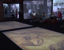 La ciutat de València acull l'exposició Van Gogh Alive fins al pròxim 20 d'Octubre.