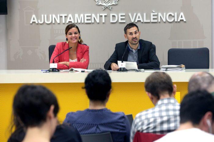 L'Ajuntament de València aprova renovar el Pla d'Ocupació per a majors de 55 anys
