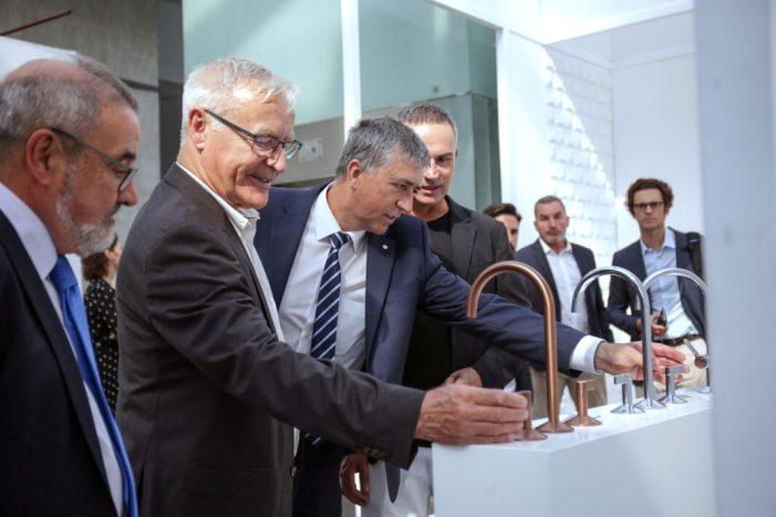 La celebració de la 55a edició de la Fira Habitat València, oberta al públic fins al divendres 20 de setembre