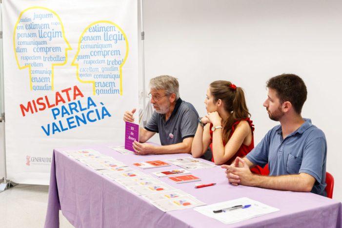 El programa 'Voluntariat pel valencià' inicia el 'Mes de la Llengua' a Mislata