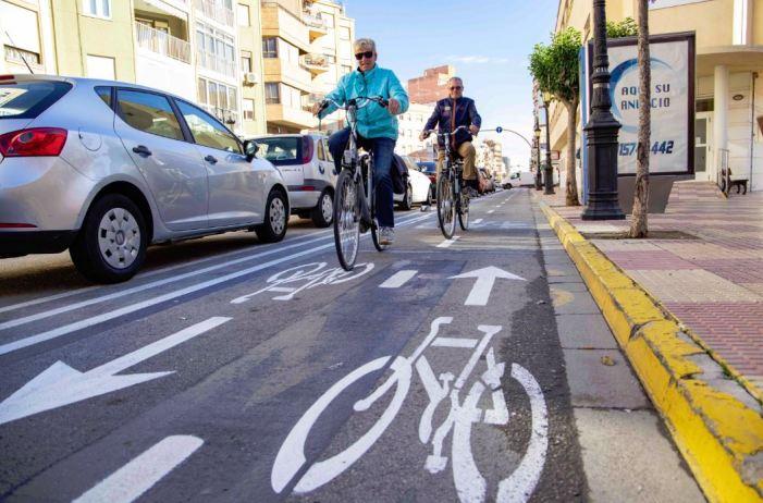 Cullera guanya el primer premi de mobilitat pel carril bici