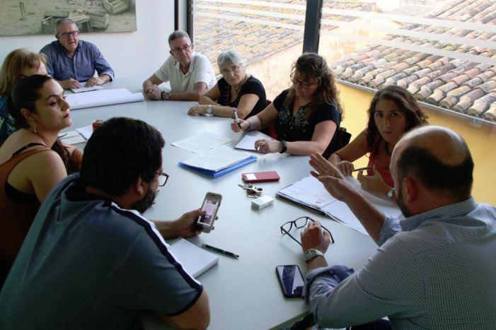 La mesa dels pressupostos participatius acorda executar tres propostes en l'àmbit educatiu