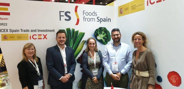 La Conselleria d'Agricultura dóna suport a les empreses valencianes en la seua aposta per introduir-se en el mercat asiàtic