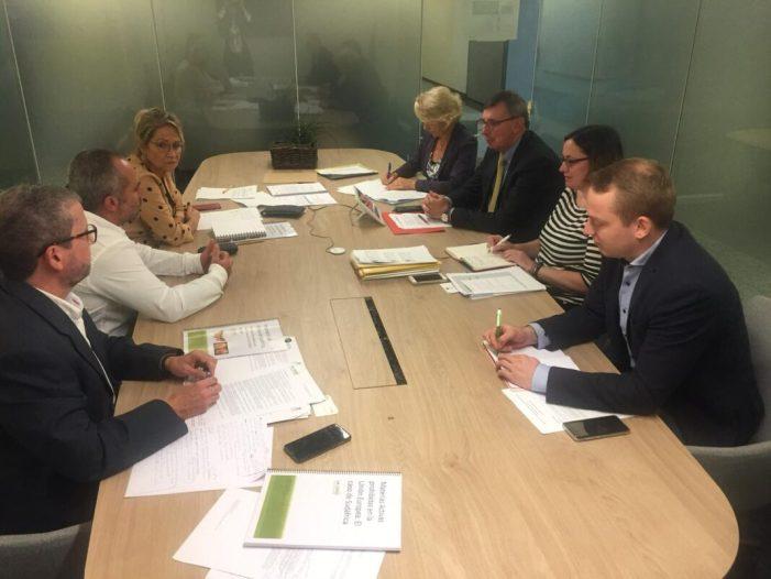LA UNIÓ, després de mesos d'intensa activitat, aconsegueix avenços en el canvi de la política fitosanitària de la Comissió Europea