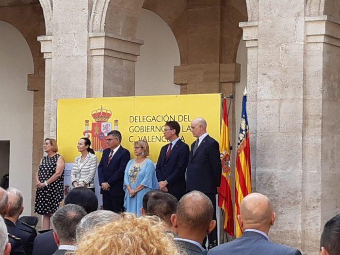 L'alcaldessa de Picassent participa en els actes commemoratius del Dia de la Mercè
