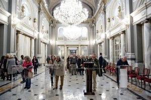 La Coral Rondalla Nou Benicalap torna al Saló de Cristall de l'Ajuntament per a participar en el cicle Els Concerts dels Dijous