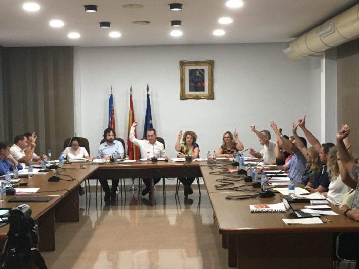 Moció Emergència Climàtica a Xirivella