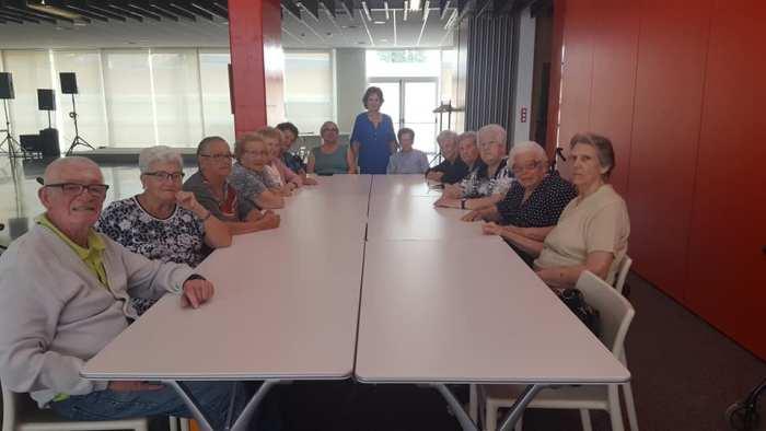 L'Ajuntament d'Almussafes amplia el programa 'Espai Gran'