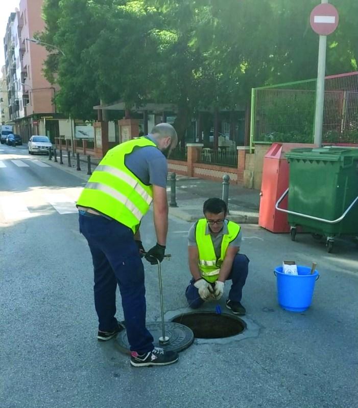 L'Ajuntament d'Almussafes rep una subvenció per a la desratització, desinsectació i desinfecció d'espais públics