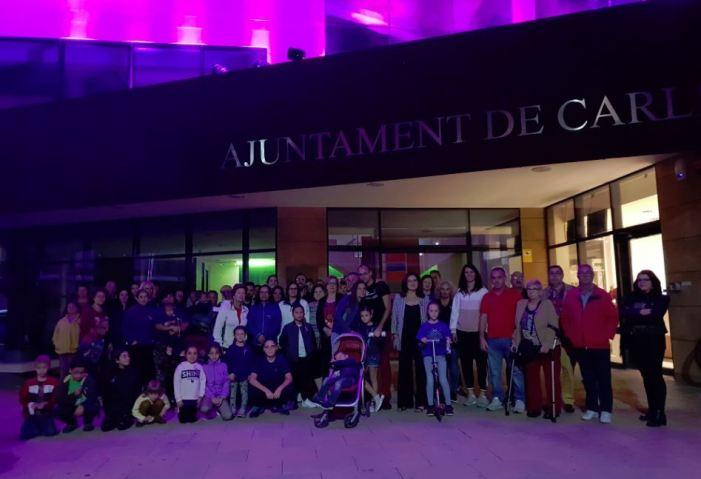 L'Ajuntament de Carlet es suma a la commemoració del Dia internacional de la mastocitosi