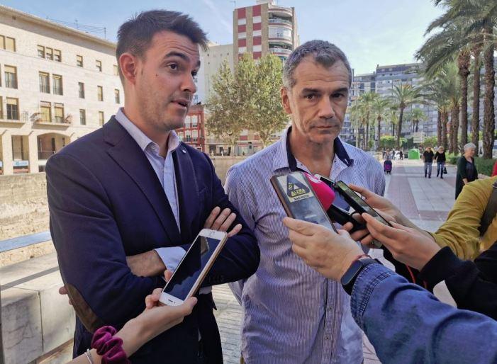 """Cantó exigeix mesures de regeneració davant """"el desastrós moment per al tripartit per les condemnes i imputacions"""""""