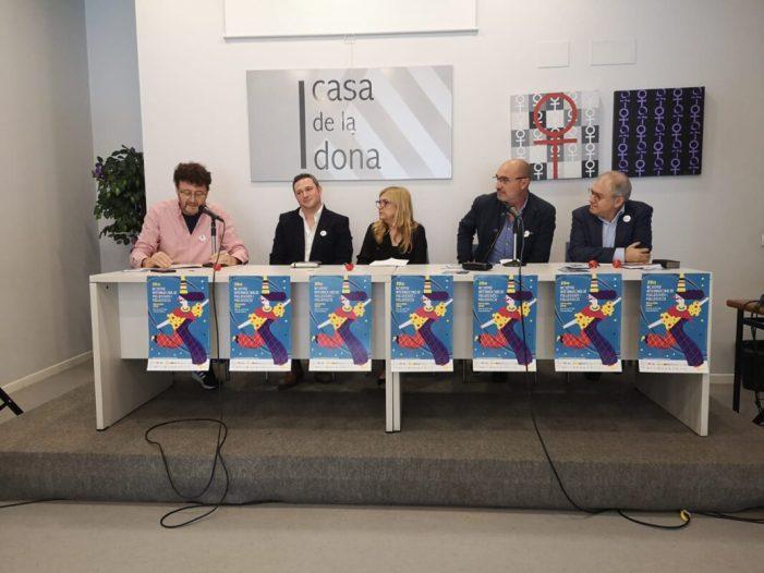 La  26ª Mostra Internacional de Pallasses i Pallassos de Xirivella promou la igualtat, la diversitat i la integració social a través del llenguatge universal de la rialla