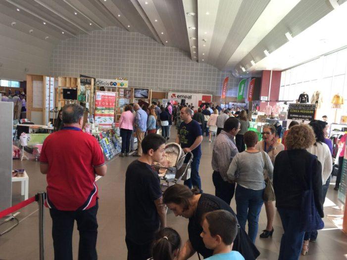 La Mostra reuneix a 29 empreses d'Algemesí i cinc degustacions gastronòmiques el 18, 19 i 20 d'octubre en el Centre Polivalent