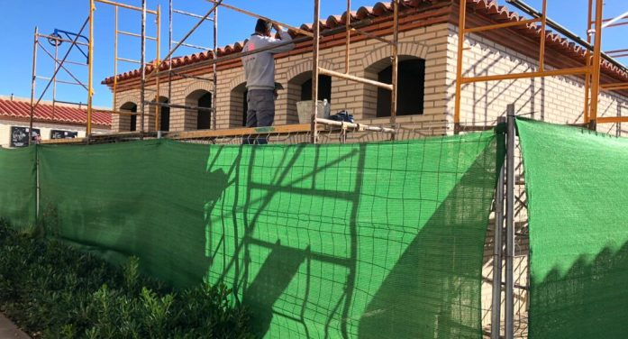 Més nínxols per al Cementeri d'Almussafes
