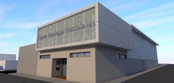 Massalavés inverteix més de 400.000 euros en l'espectacular reforma del seu teatre municipal