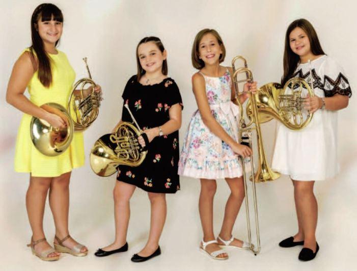 La banda d'Alberic celebra Santa Cecilia amb l'arribada de nous educands