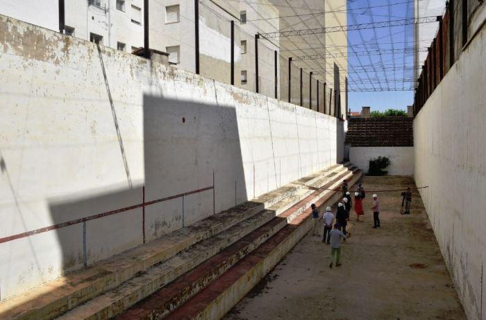 Comença la rehabilitació del Trinquet municipal