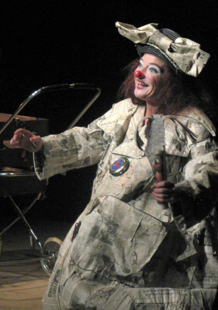 La prestigiosa clown Pepa Plana inaugura la 26a Mostra Internacional de Pallasses i Pallassos de Xirivella