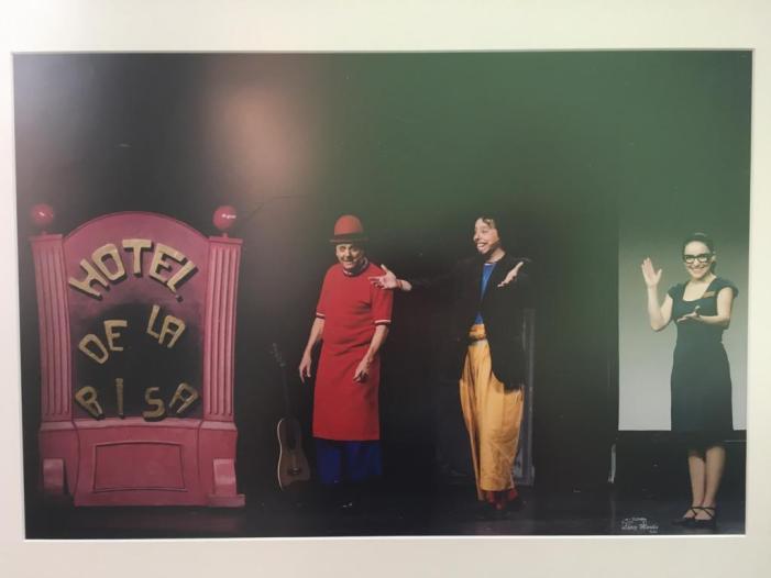 Xirivella inaugura una exposició fotogràfica al voltant del món del clown i de la Mostra Internacional de Pallasses i Pallassos
