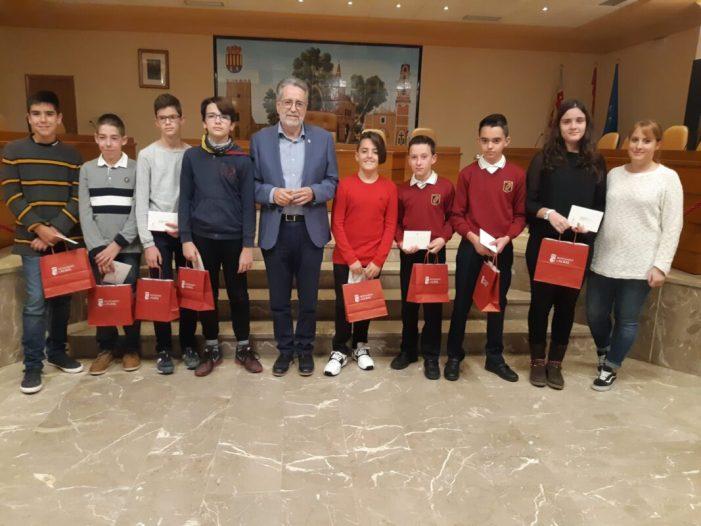 Albal felicita els estudiants distingits amb el Premi Extraordinari del Consell